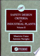 Safety Design Criteria For Industrial Plants