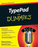 TypePad For Dummies [Book]