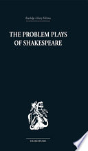 The Problem Plays of Shakespeare