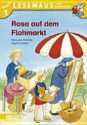 Rosa auf dem Flohmarkt