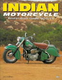 Indian Motorcycle Restoration Guide