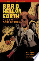 B P R D Hell On Earth Volume 11  Flesh and Stone
