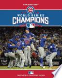 2016 World Series Champtions - National League
