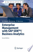Enterprise Management with SAP SEMTM  Business Analytics
