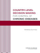 download ebook country-level decision making for control of chronic diseases pdf epub