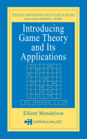 Introducing Game Theory and its Applications