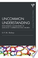 Uncommon Understanding (Classic Edition)