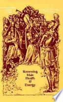 Renewing Male Health Energy book