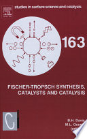 Fischer Tropsch Synthesis Catalysts And Catalysis book