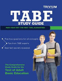 Tabe Study Guide