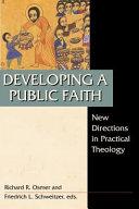 Developing a Public Faith