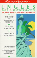 Living Language Ingles Para Hispanohablantes