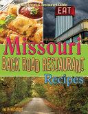 Missouri Back Road Restaurant Recipes