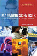 Managing Scientists
