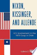 Nixon, Kissinger, and Allende