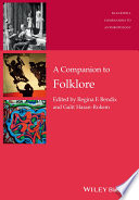 A Companion to Folklore