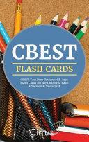 CBEST Flash Cards