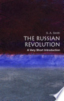 The Russian Revolution  A Very Short Introduction