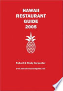 Hawaii Restaurant Guide 2005