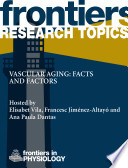Vascular Aging Facts And Factors book