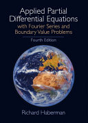 Applied Partial Differential Equations book