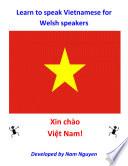 Learn to Speak Vietnamese for Welsh Speakers