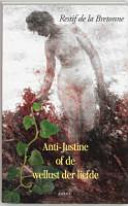 Anti Justine  of De wellust der liefde   druk Herziene druk