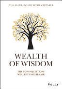 Wealth of Wisdom Book