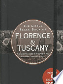 The Little Black Book of Florence and Tuscany