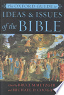 The Oxford Guide to Ideas   Issues of the Bible