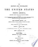 The History And Topography Of The United States Of North America Brought Down From The Earliest Period book