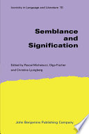 Semblance and Signification