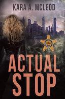 Actual Stop Book Cover