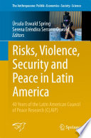 Risks  Violence  Security and Peace in Latin America