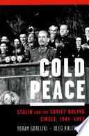 Cold Peace