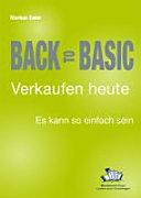 Back to basic - Verkaufen heute