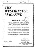 The Westminster Magazine
