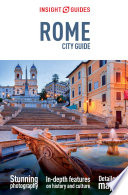 Insight Guides  Rome City Guide