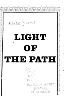 Light of the Path