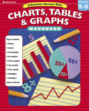 Scholastic Success With Charts  Tables  and Graphs