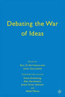 Debating the War of Ideas