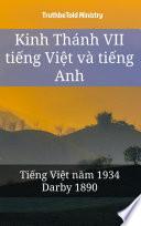 Kinh Thánh VII tiếng Việt và tiếng Anh
