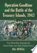Operation Goodtime and the Battle of the Treasury Islands, 1943