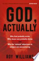 God  Actually Book PDF