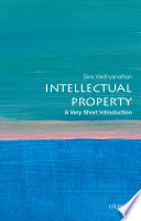 Intellectual Property  A Very Short Introduction