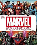 Marvel Encyclopedia book
