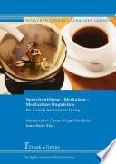 Sprachmittlung – Mediation – Mediazione linguistica