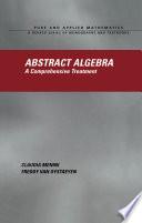 Abstract Algebra book