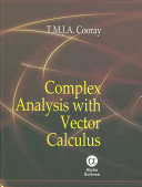 Complex Analysis with Vector Calculus