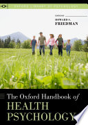 The Oxford Handbook Of Health Psychology : millions remain far from optimal health...